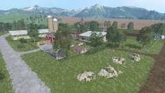 Cornfield Miles v0.9 for Farming Simulator 2015