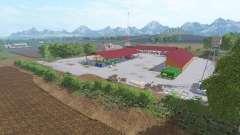 Kcender Valley for Farming Simulator 2017