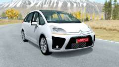 Citroen C4 Picasso 2010 for BeamNG Drive