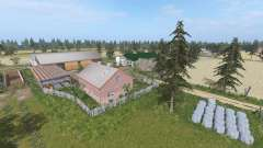 Bieradzka Wies for Farming Simulator 2017