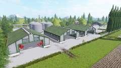 Snettertons Farm v1.1 for Farming Simulator 2017