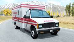 Gavril H-Series Turkish Ambulance skin for BeamNG Drive