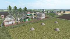 Lithuanian village v3.0 for Farming Simulator 2017