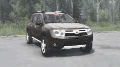 Dacia Duster 2010 for MudRunner