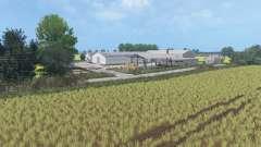 Bantikow realistic textures for Farming Simulator 2015