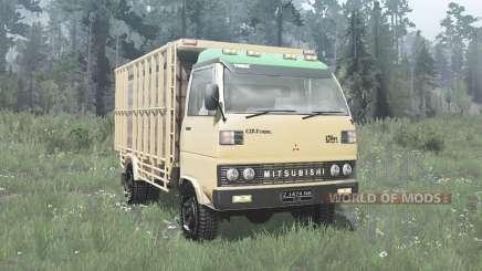 Mitsubishi Colt Diesel 125 PS for MudRunner