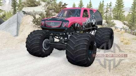 CRD Monster Truck v1.15 for BeamNG Drive