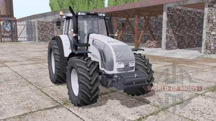 Valtra T163 grey for Farming Simulator 2017