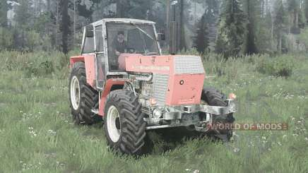 Zetor 12045 Crystal for MudRunner