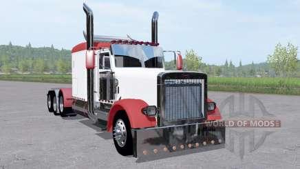 Peterbilt 389 custom for Farming Simulator 2017