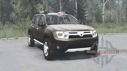 Dacia Duster 2010 for MudRunner