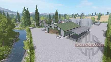 Beaver Creek seasons v1.1 for Farming Simulator 2017