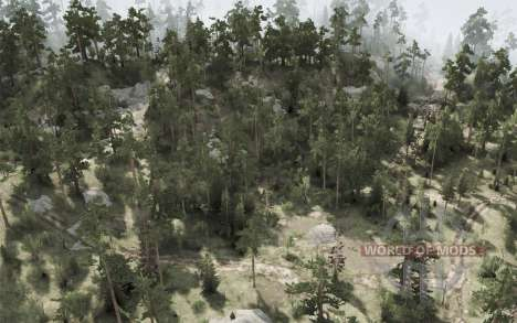 Out There for Spintires MudRunner