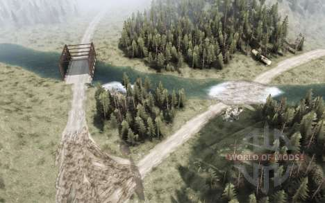 On the fan for Spintires MudRunner