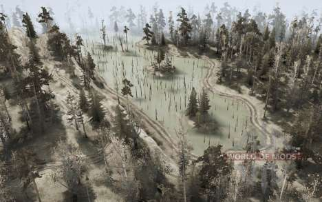 Color mood autumn for Spintires MudRunner
