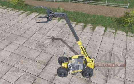 New Holland TH 7.42 for Farming Simulator 2017
