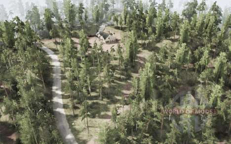 Frogs Creek for Spintires MudRunner
