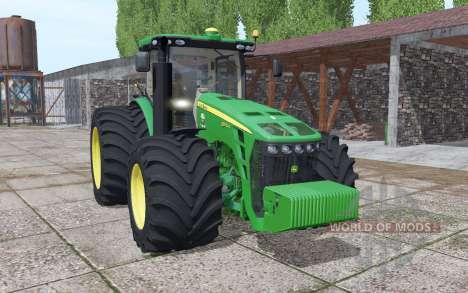 John Deere 8270R USA v3.2 for Farming Simulator 2017