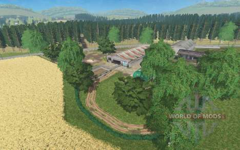 The Valley The Old Farm for Farming Simulator 2017