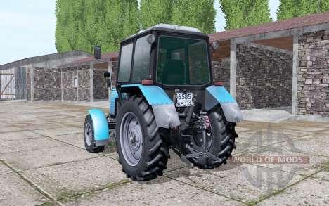 Belarus MTZ 1025 working light for Farming Simulator 2017