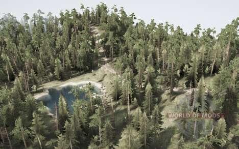 Harsh Siberia for Spintires MudRunner