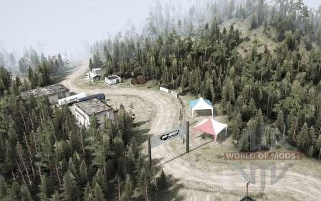 Forest Grand Prix v2.0 for Spintires MudRunner
