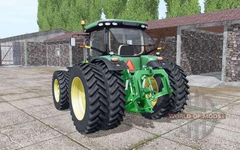 John Deere 8245R GreenStar for Farming Simulator 2017
