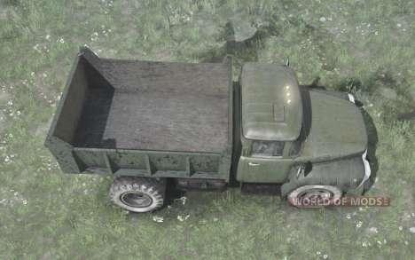 ZIL 130B 1964 for Spintires MudRunner