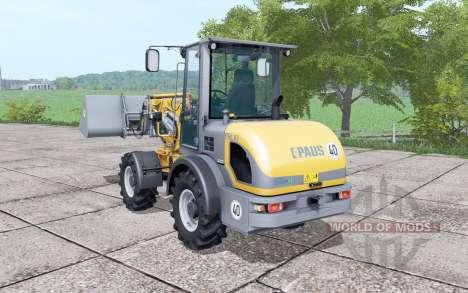 Paus TSL 8.7 for Farming Simulator 2017