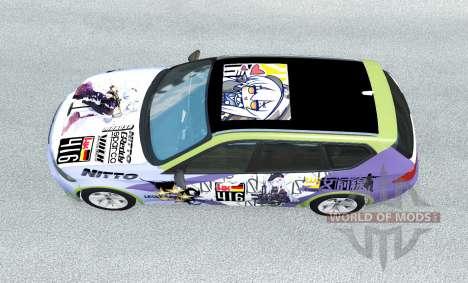 ETK 800-Series Makas Itasha for BeamNG Drive
