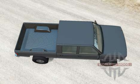Gavril D-Series lifted for BeamNG Drive