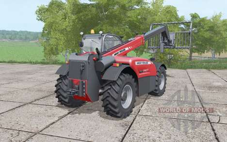 Massey Ferguson 9407 v1.0.1 for Farming Simulator 2017