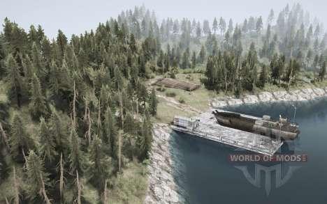 3 Islands for Spintires MudRunner