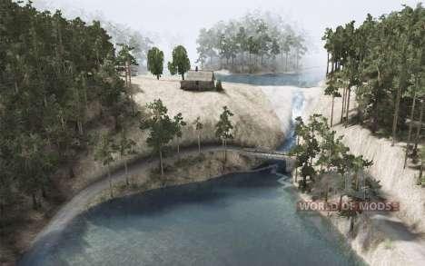 The Grand Lake for Spintires MudRunner