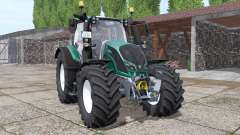 Valtra N174 Green Design for Farming Simulator 2017