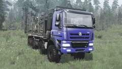 Tatra Phoenix T158 8x8 blue for MudRunner