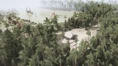 Siberian swamps v1.1 for MudRunner