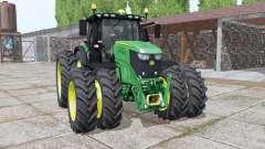 John Deere 6250R bugs fixed v1.1 for Farming Simulator 2017