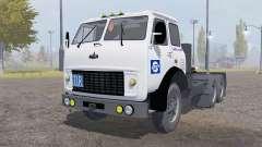 MAZ 515Б 1974 v2.0 for Farming Simulator 2013