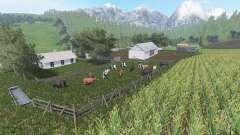 Jasienica v1.2 for Farming Simulator 2017