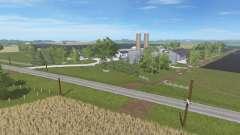 Tazewell County. Illinois v2.0 for Farming Simulator 2017