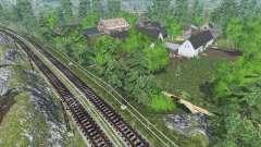 Ackendorf v1.3 for Farming Simulator 2015