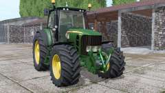 John Deere 6930 more options for Farming Simulator 2017