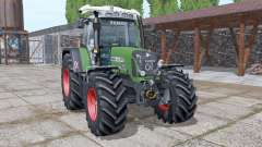 Fendt 818 Vario TMS animated hydraulic for Farming Simulator 2017