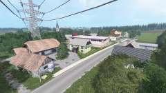 Kirschhausen for Farming Simulator 2015