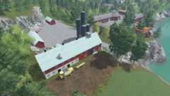 Southern Norway for Farming Simulator 2015