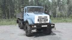 ZIL 4334 1995 6x6 for MudRunner