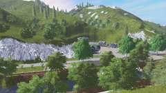 The Alps v1.3 for Farming Simulator 2017