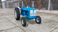 Fordson Super Major 1961 v2.0 for Farming Simulator 2017