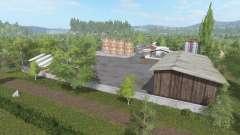 The Old Farm Countryside for Farming Simulator 2017